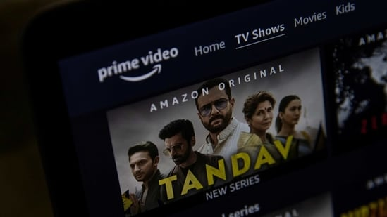 """Netflix is closely tracking Amazon's """"Tandav"""" cases, one entertainment industry source said. REUTERS/Danish Siddiqui/Illustration(REUTERS)"""