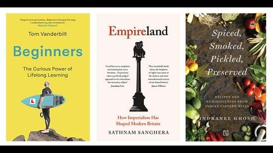 Books on food nostalgia, the uses and excitement of lifelong learning, and colonialism feature on the list of recommended reads this week. (HT Team)
