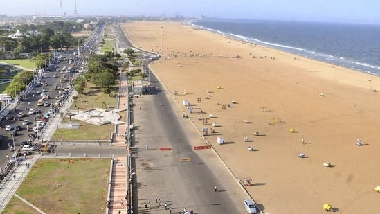 Chennai secured the first spot under the quality of life category in the Ease of Living Index 2020 (AP (File))