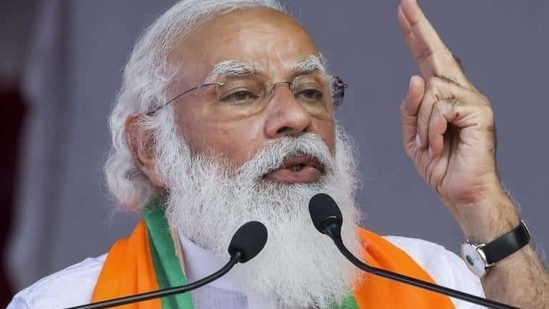 PM Modi on Friday received the CERA Week Global Energy and Environment Leadership Award instituted to recognise commitment of leadership on solutions and policies for energy access, affordability and environmental stewardship.