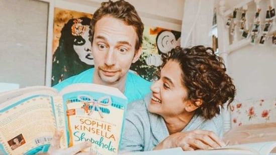 Taapsee Pannu and Mathias Boe have been dating for a few years.