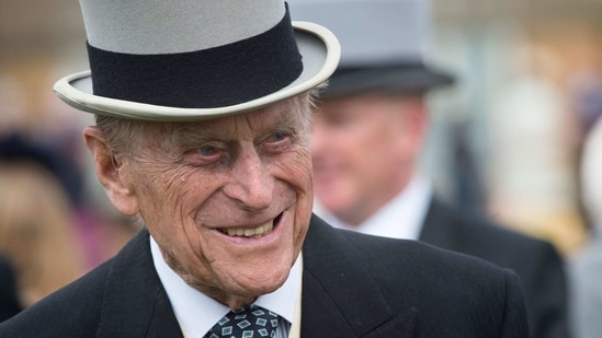 Prince Philip's illness is not believed to be related to the coronavirus.(AFP)