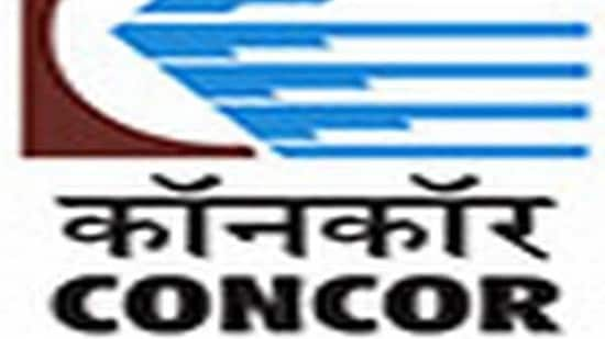 Official logo: Container Corporation of India (Concor).
