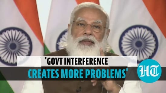 'Govt's effort is to reduce compliance burden at state, Central level': PM Modi