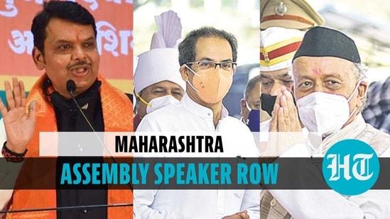 Maharashtra Assembly Speaker row