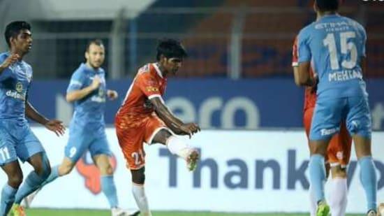 FC Goa vs Mumbai City FC