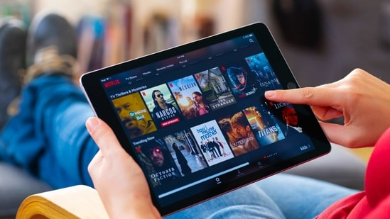 OTT platforms in India reach around 40 million customers and make up a market worth around Rs.3000 crore.(MINT_PRINT)