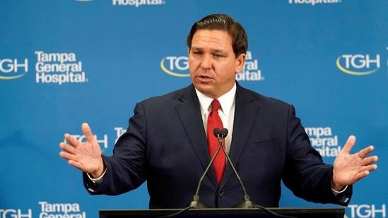 Florida Gov. Ron DeSantis(AP)