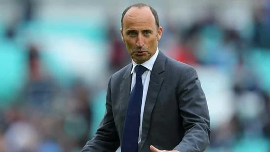 File image of Nasser Hussain(Getty Images)