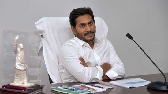 Jagan Reddy also announced that a price stabilisation fund with <span class='webrupee'>₹</span>3,000 crore would be established in order to ensure remunerative price for farmers.(PTI)