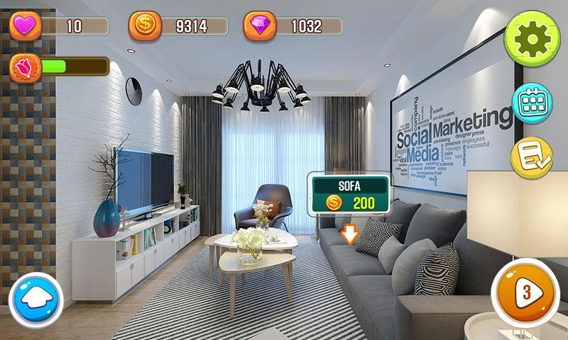 A modern home is all very well, but a virtual one allows you to make the expensive mistakes and conduct daring experiments you couldn't afford in real life. (COURTESY HOUSE DESIGNER)
