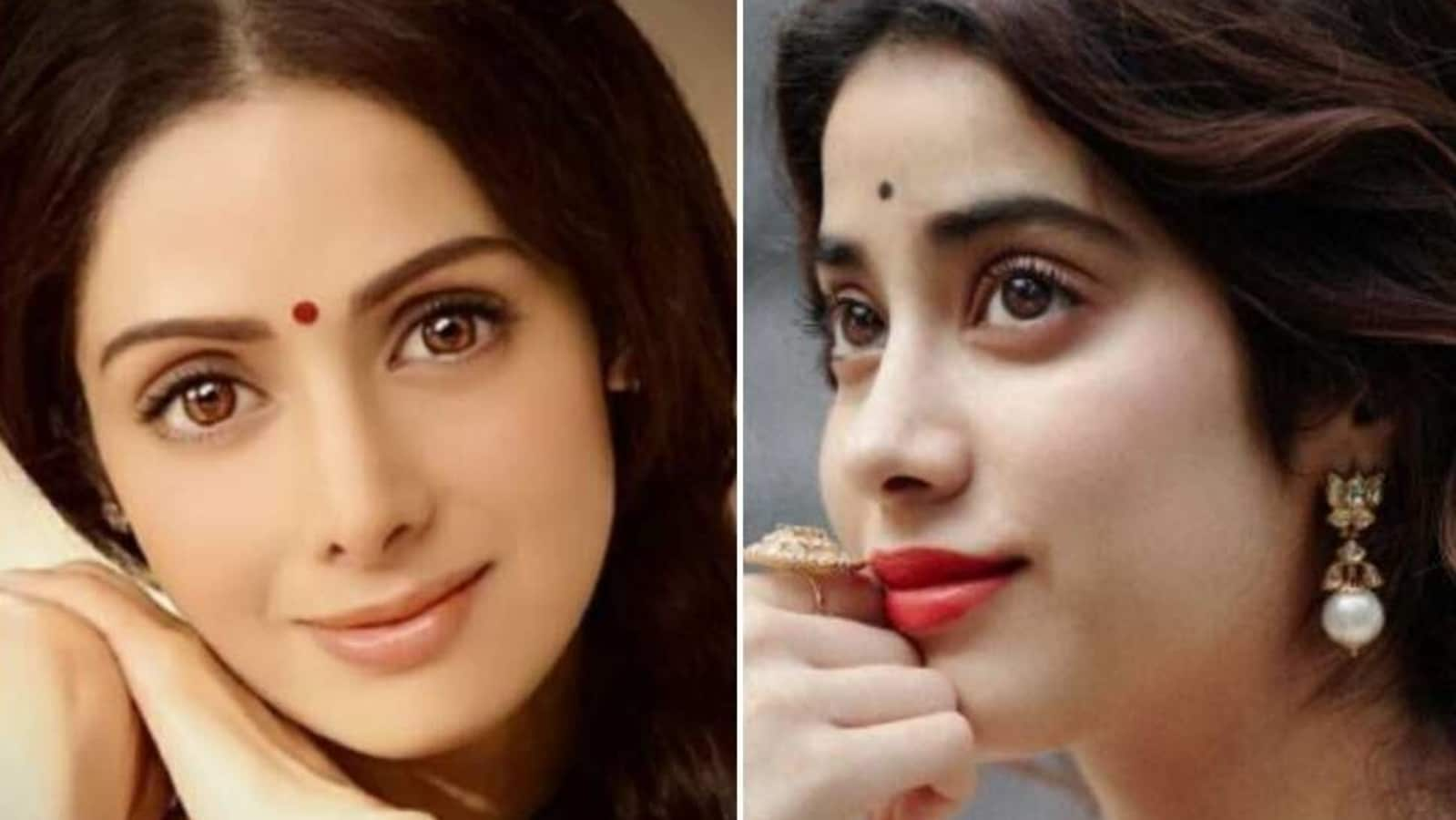 When Janhvi Kapoor said how Sridevi didn't want her to be in films: 'She thought I was naïve' - Hindustan Times