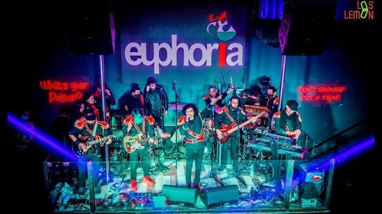 Delhi-NCR music bands such as Euphoria (above) talk about resuming live performances while considering safety protocols.