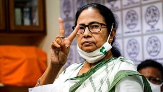 File photo: West Bengal chief minister and Trinamool Congress party leader Mamata Banerjee. (AP)