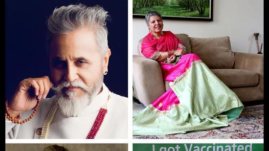 Sarod exponent Ustad Amjad Ali Khan, historian-author Rana Safvi, photographer Ram Rahman and model Dinesh Mohan share their experiences of getting vaccinated.