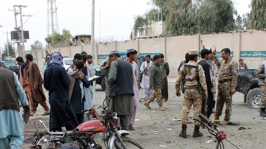 No one yet has claimed responsibility for the attack, including the Taliban. (Representational image)(AP)