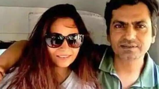 Aaliya Siddiqui had filed for divorce last year from husband Nawazuddin Siddiqui.