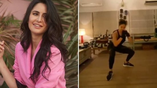 Katrina Kaif shares unseen workout video(Instagram/ katrinakaif)