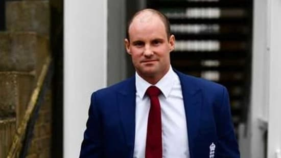 File image of Andrew Strauss(File)