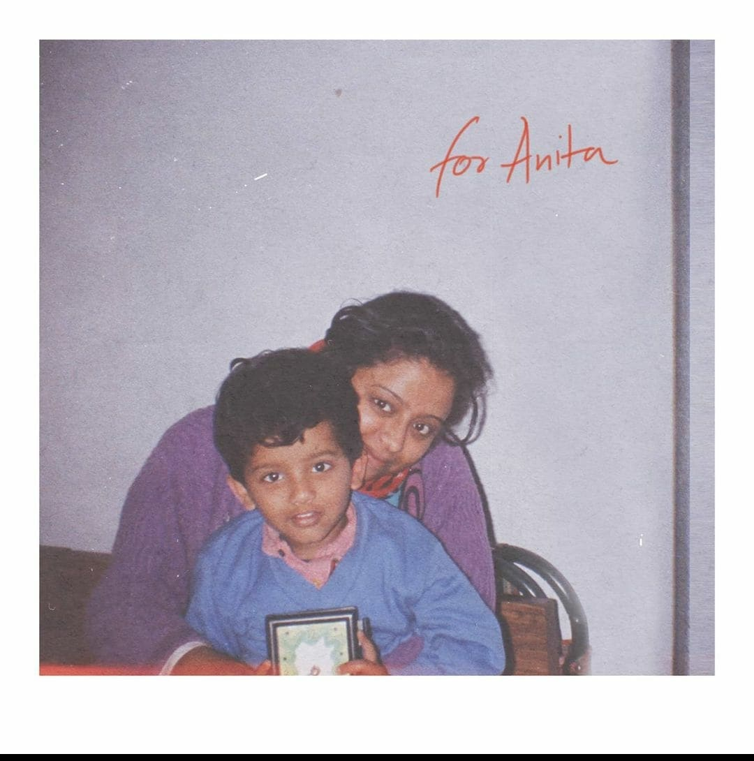 Harshit's song released under the trust he and his dad have started in memory of Anita, called The Anita Misra Memorial Trust