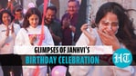 How Janhvi Kapoor celebrated her 24th birthday on Good Luck Jerry sets