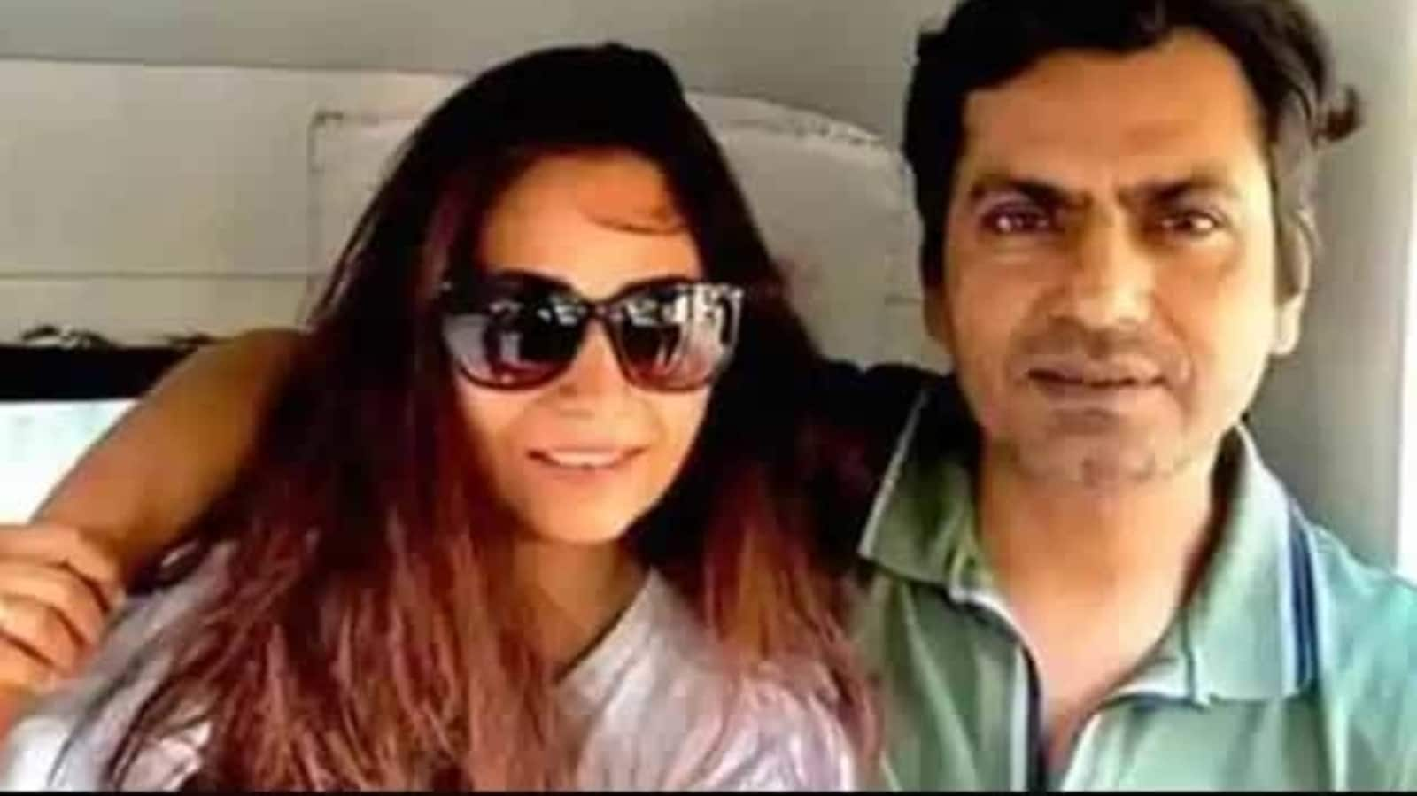 Nawazuddin Siddiqui's wife Aaliya ready to resolve issues with Shamas: 'Shall sort out and end that matter too' - Hindustan Times