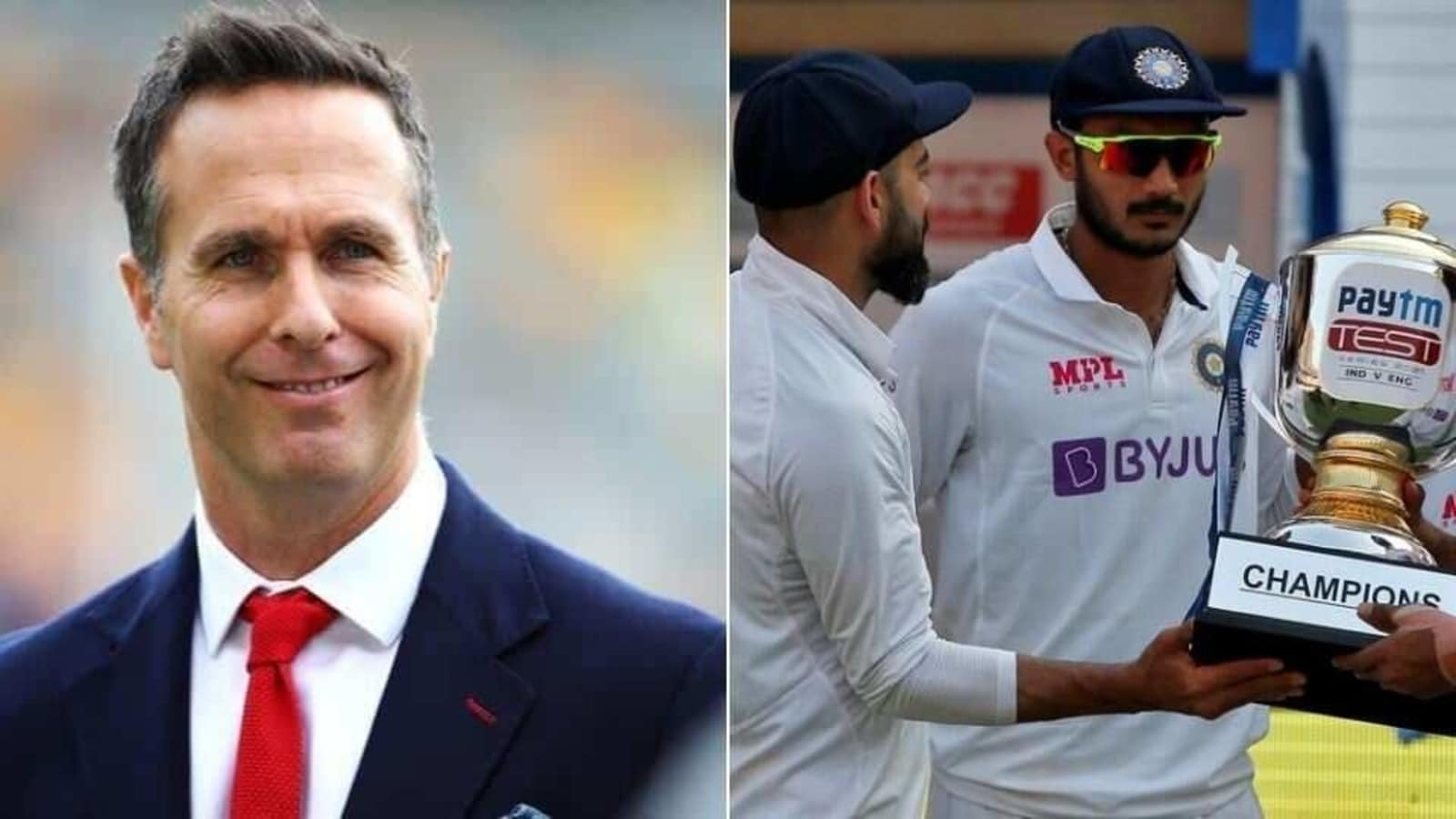 'India, for me, are pound for pound the best team in the world': Michael Vaughan - Hindustan Times