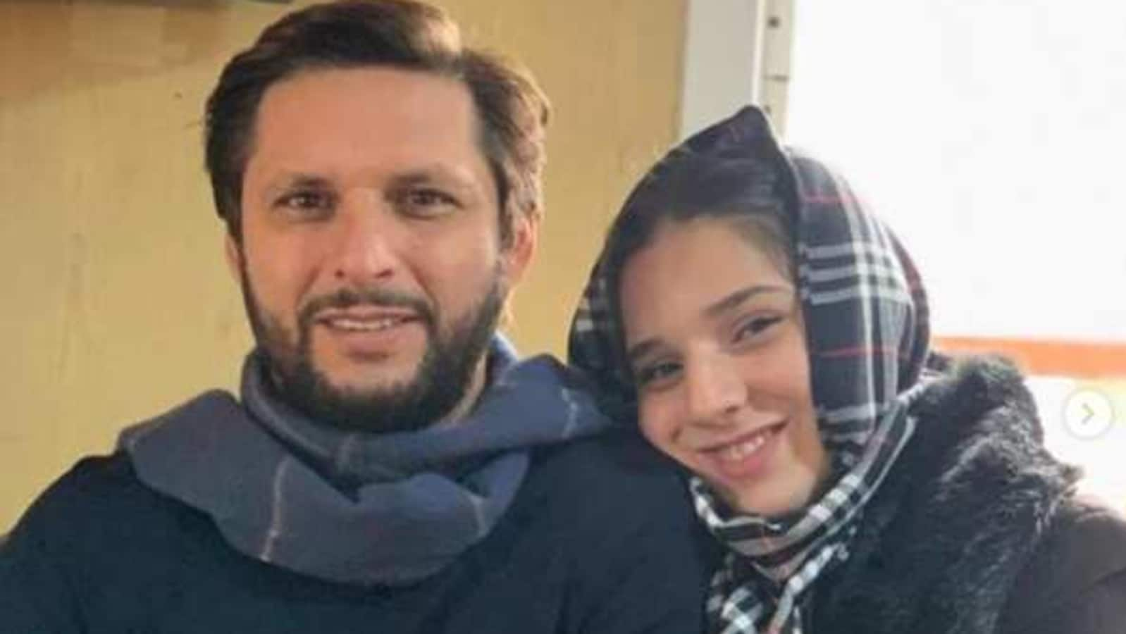 'Matches made in heaven': Shahid Afridi tweets to confirm daughter's engagement with Pakistan pacer Shaheen Shah Afridi - Hindustan Times