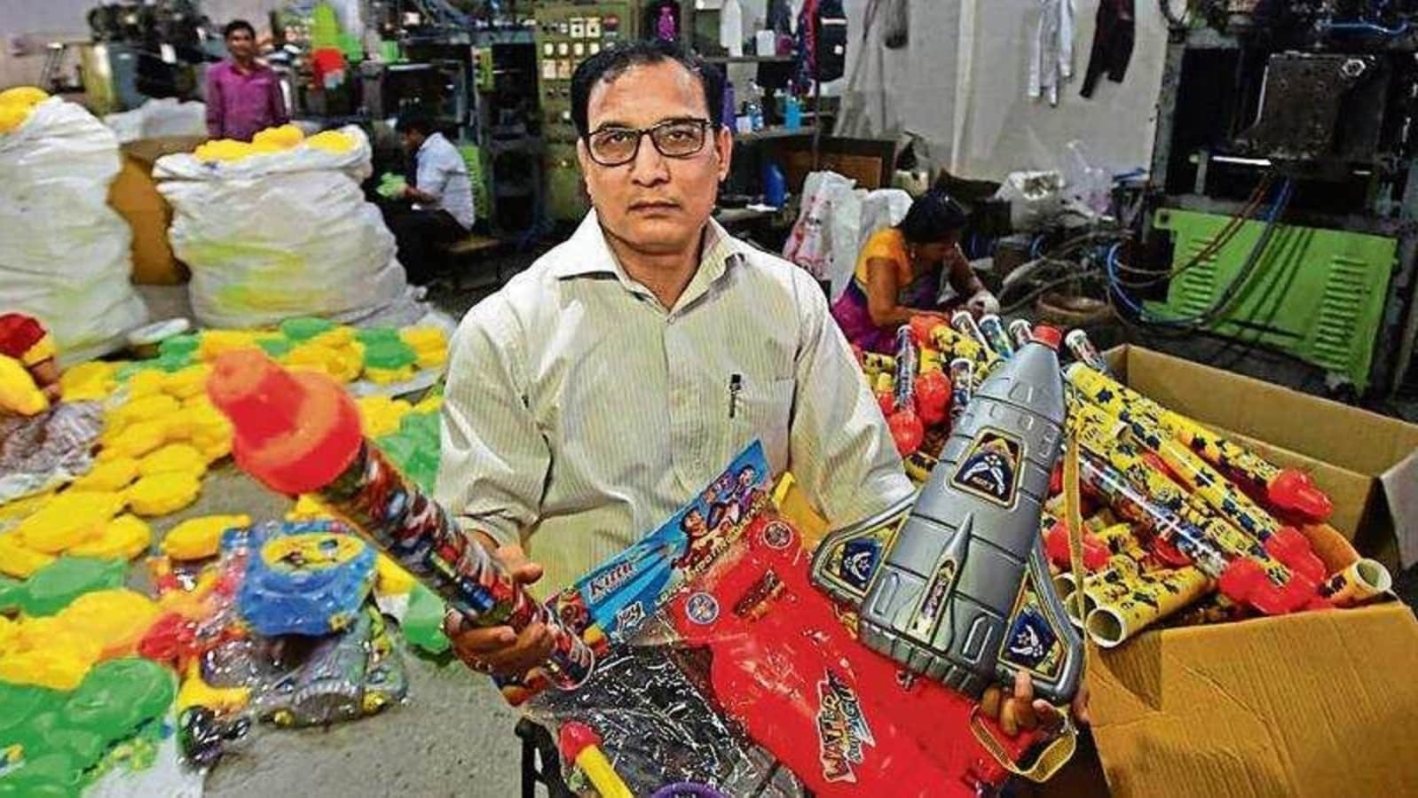 Indian water gun manufacturers giving China a run for its money