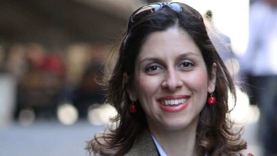 Nazanin Zaghari-Ratcliffe has been under house arrest at her parent's home in Tehran since March 2020.(via REUTERS)