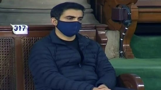 """""""Not even for a brief moment was I made to feel that I was an outsider and was not born or brought up in Kolkata or anywhere else in Bengal, that I had not attended Presidency College or Jadavpur University or that I did not have egg rolls from Park Street while growing up.: Gautam Gambhir(HT File photo)"""