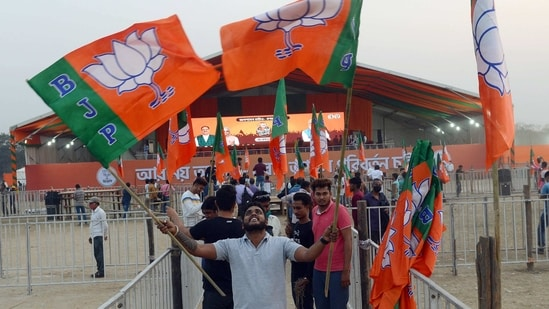 PM Modi's Brigade rally: BJP clarifies about Mithun Chakraborty, Sourav  Ganguly | Hindustan Times