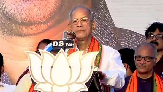 Sreedharan has, however, requested the BJP to allot him a constituency that is not far away from his home town Ponnani.(ANI Photo)