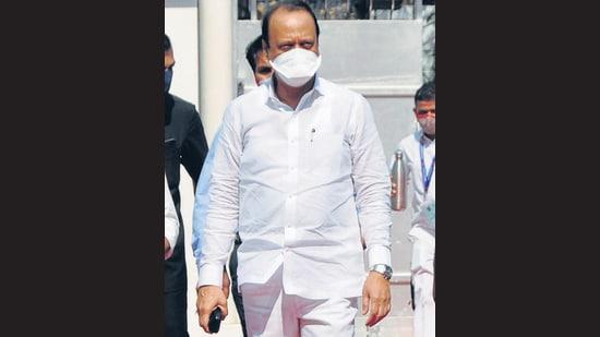 Ajit Pawar. (Hindustan Times)