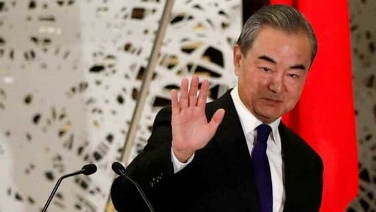 """China's State Councillor and Foreign Minister Wang Yi. The foreign ministry said that anti-China politicians in the US have """"undermined China's interests, offended the Chinese people, and seriously disrupted China-US relations"""".(REUTERS)"""