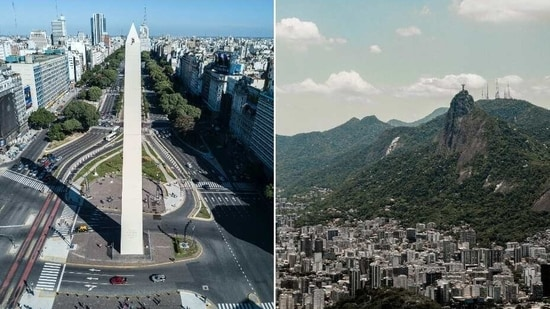 Night and day in South America: Buenos Aires welcomes nightlife, new lockdowns in Brazil(Unsplashed)