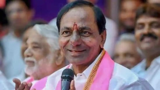 """""""The state government is taking a series of measures to take women on the path of development and progress,"""" K Chandrasekhar Rao said. (HT File photo)"""