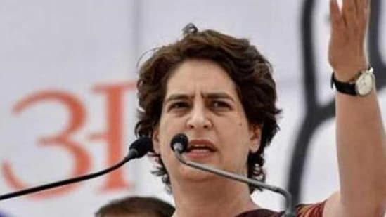 Congress General Secretary Priyanka Gandhi Vadra.