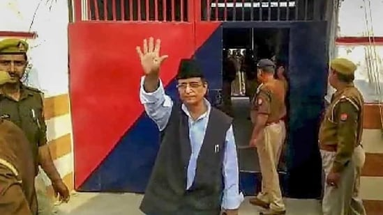 In October 2020, the Allahabad High Court had granted bail to MP Azam Khan, his wife and son in the case.(Photo: PTI)