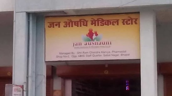 Jan Aushadhi stores, the affordable drug stores, have been set up across the country.(HT File Photo)