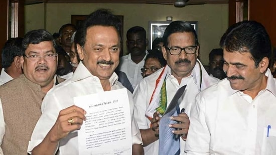 Will not seek share in power from DMK,' says TN Congress - Hindustan Times