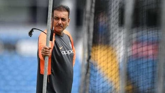 India cricket team head coach Ravi Shastri.(Getty Images)