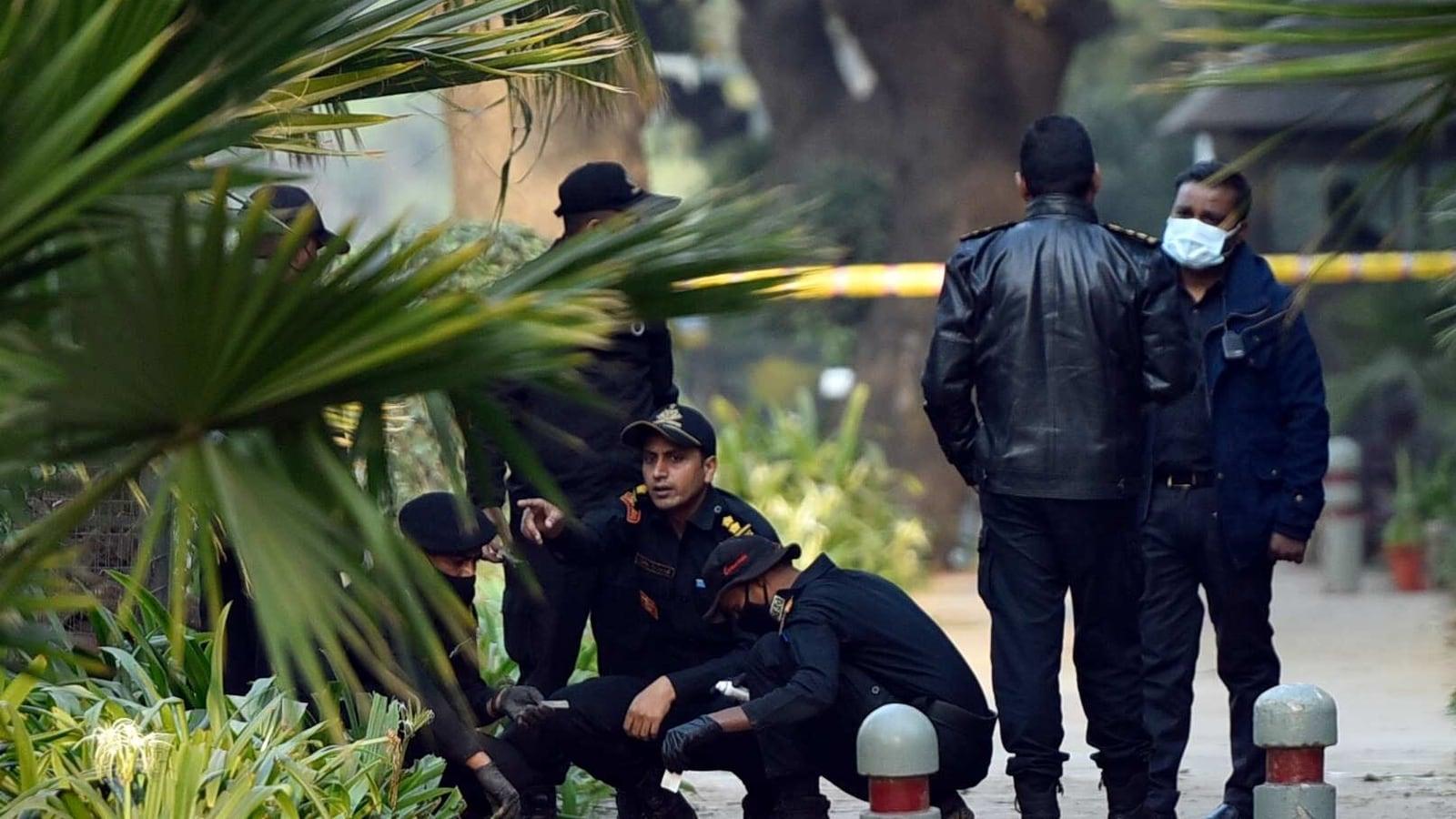 Iran guided Israeli embassy blast through local module, upsets India: Officials - Hindustan Times