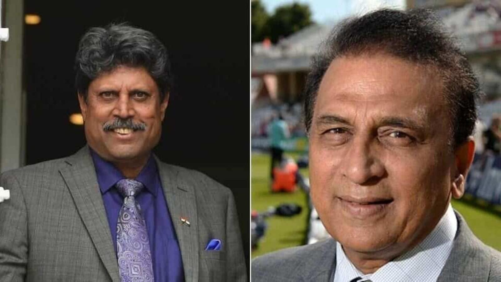 'Why would I drop my only match-winner?': Sunil Gavaskar on Kapil Dev being dropped from 1984 Kolkata Test - Hindustan Times