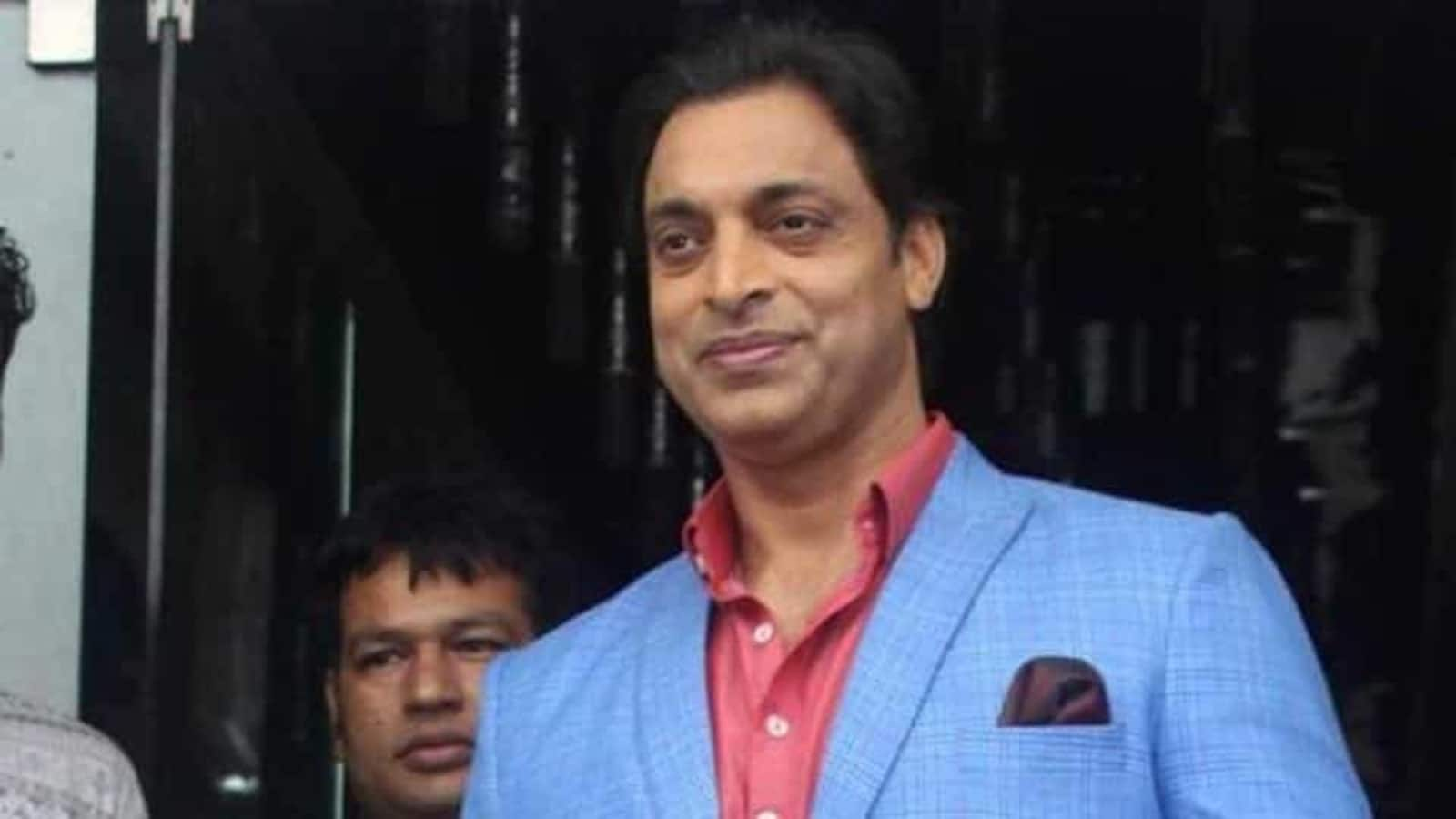 'He might become fastest bowler to get 100 wickets,' Shoaib Akhtar's huge prediction for India spinner - Hindustan Times