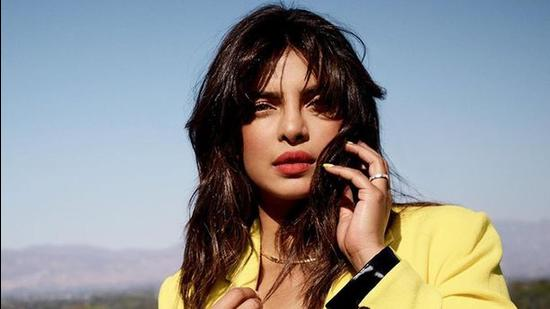 Actor Priyanka Chopra Jonas says there's so much still left to do.