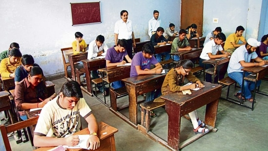 The Joint Entrance Examination (Main) of which was declared by the National Testing Agency (NTA) on Monday.(MINT_PRINT)