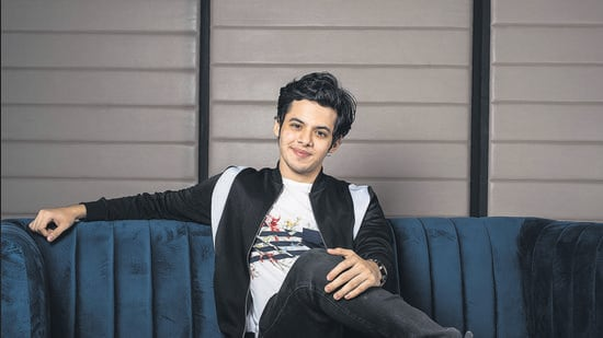 Darsheel Safary admits he is dating but doesn't want to divulge more just yet. (Aalok Soni/HT PHOTO)