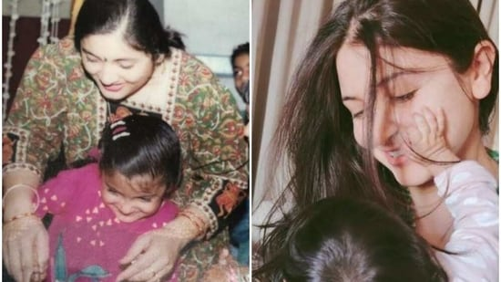 Anushka Sharma's Mother's Day post is about mothers.