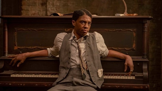 Chadwick Boseman won a post-humous Best Actor Award for Ma Rainey's Black Bottom at the Critics Choice Awards 2021.